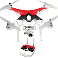 Skin For DJI Phantom 3 Professional – Battle Ball | MightySkins Protective, Durable, and Unique Vinyl Decal wrap cover | Easy To Apply, Remove, and Change Styles | Made in the USA