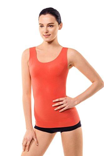 MD Sexy Shapewear Camisole Womens Seamless Tank Tops Body Shaper Tummy Control Shapewear Small ()