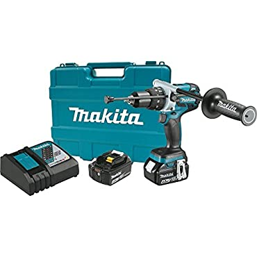 Makita XPH07MB 18V LXT Brushless Hammer Drill Kit