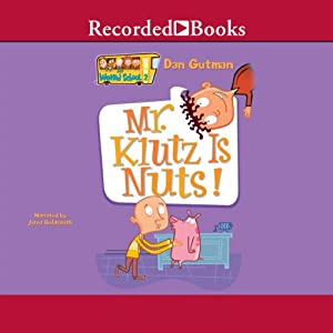 Mr. Klutz Is Nuts! Audiobook