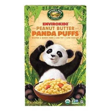 envirokidz Organic Cereales Kid Panda Org de hojaldre ...