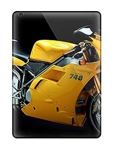 nazi diy New Style Benailey Ducati Motorcycle Premium Tpu Cover Case For Ipad Air