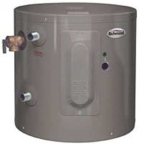 New Richmond Rheem 6ep10-1 10 Gallon 2000 Watt Electric Hot Water Heater 5314570""