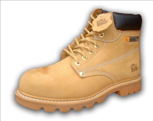 Walklander Boots - Sand - Size 8