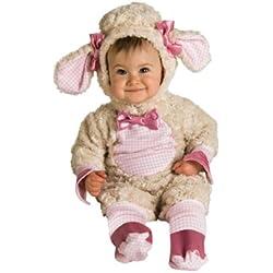 Rubies Lucky Lil Lamb Romper Halloween Costume (6-12 Months)