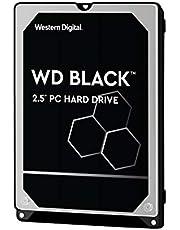 """Western Digital Black Hard Disk Drive, 1TB, 64MB, 7200RPM, SATA, 2.5"""", 9.5mm"""