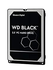 WD Black hard drives are designed for enthusiasts and creative professionals looking for leading-edge performance. These 2.5-inch mobile drives are perfect for high-performance applications like photo and video editing, gaming and power PCs. ...