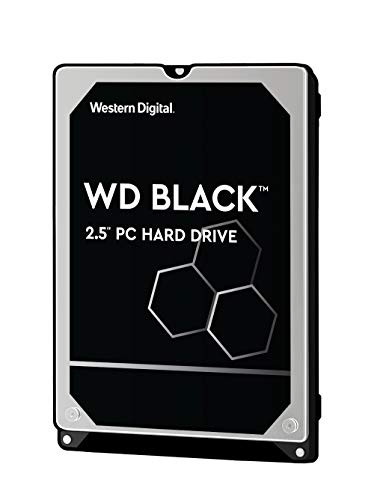 (WD Black 1TB Performance Mobile Hard Disk Drive - 7200 RPM SATA 6 Gb/s 32MB Cache 9.5 MM 2.5 Inch - WD10JPLX)