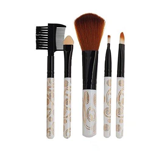 Anastasia Paddle Brush Gold Set - 1