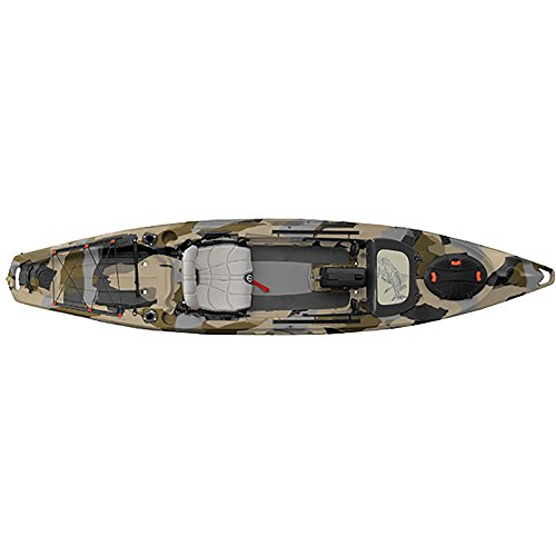 Feel Free Lure 13.5 Fishing Kayak 2016 - 13ft5/Desert Camo -  Feelfree, 65651