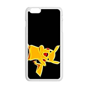 Cartoon Anime Pokemon fashion Phone case for iPhone 6 plus