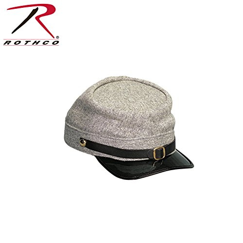 Rothco Confederate Army Civil War Kepi, Grey by Rothco