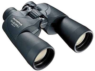 Olympus 118760 Trooper 10x50 DPS I Binocular (Black) from Olympus