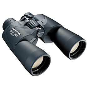 Olympus 118760 Trooper 10x50 DPS I Binocular (Black)
