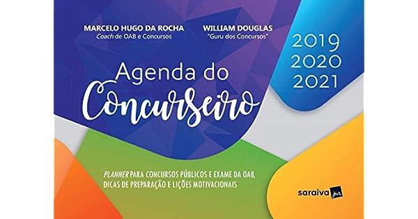 Agenda Do Concurseiro 1ª Edição De 2019 Planner Para
