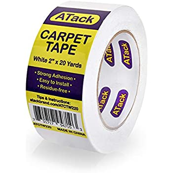 Double Sided Carpet Tape With Strong Sticky Anti Slip