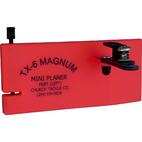 Church Tackle TX-6 Magnum Mini Planer Board-Left