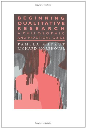 Beginning Qualitative Research: A Philosophical and Practical Guide (Teachers' - Save How Bee Population The To