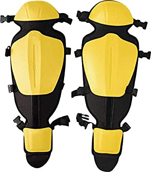 Garland 7199000016 espinilleras, 0 W, 0 V, amarillo, unico: Amazon ...