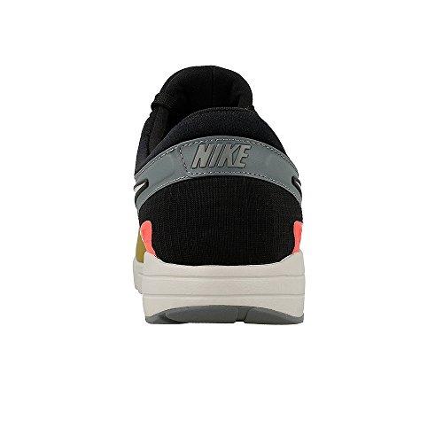 Nike Air Max Donne Di Zero Si Scarpa Nero / Luce Osso-fredda Porpora Grigio-totale