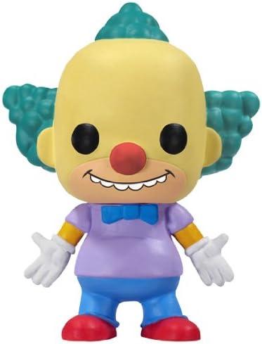 Funko - Figurine Simpsons Krusty le clown Pop 10cm - 0830395025186