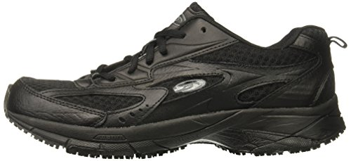 Dr. Scholl's Shoes Women's Gesture Food Service Shoe, Black, 8 W US by Dr. Scholl's Shoes (Image #5)