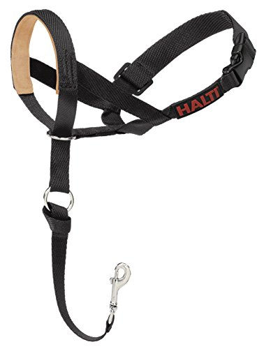 Halti Headcollar Padded Size 1 Black Review