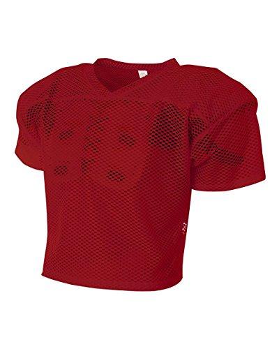 Cardinal Football Jersey - 5