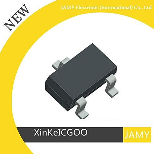 Calvas 3000PCS/REEL BSS138 J1 BSS138LT1G MOSFET N-CH 50V 200MA SOT-23 by GIMAX