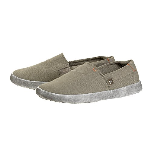 Dude Shoes Hey Women's Carly Grey Slip On Grey