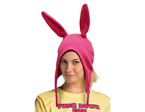 Ripple Junction Bob's Burgers Louise Beanie Hat -