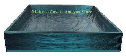 queen waterbed mattress and liner - 4