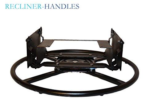 Swivel Glider Club Chair - 1