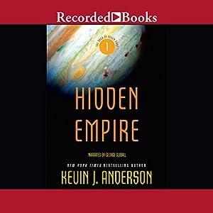 Hidden Empire: The Saga of Seven Suns, Book 1 Hörbuch