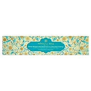 Pandora Bell Torrone Di Miele Con Nocciole In Un Rivestimento Di Cioccolato 200g (Confezione da 2)