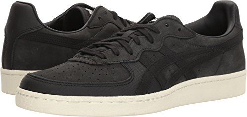 Onitsuka Tiger by Asics Unisex GSM Black/Black Men's 11 Medium by Onitsuka Tiger