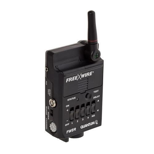 Quantum FreeXwire Receiver for Quantum Trio, Pilot and Copilot Systems -