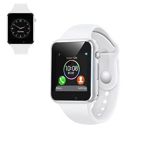 YDYWL Smart Watch, Anti-Lost Touch Screen Bluetooth Smart Watch with Camera, Watch Fitness Tracker, Smart Watch Compatible with Android Phone iOS for Kids Men and Women Review