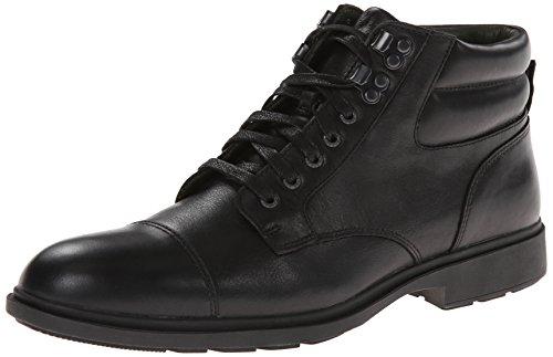 Sebago Men's Intrepid Hiker Chukka Boot,Black,7 M US