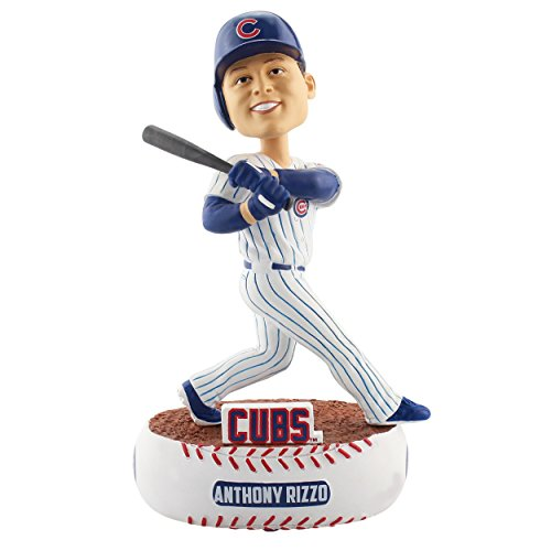 Forever Collectibles Anthony Rizzo Chicago Cubs Baller Special Edition Bobblehead MLB