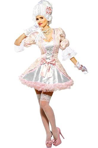 8eighteen Deluxe Marie Antoinette Adult Halloween Costume (Child Marie Antoinette Costume)