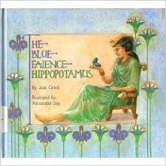The Blue Faience Hippopotamus