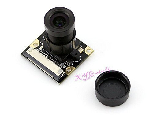 CooWind Raspberry-Pi Night Vision Camera Webcam Module 5MP OV5647 sensor video 1080p Picture Resolution Development board compatible with Raspberry Pi model B B+ A+ Pi 1/2/3 @CooWind