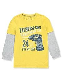 Carter's Little Boys' Toddler L/S T-Shirt