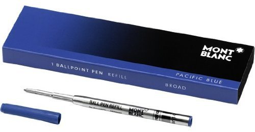 Montblanc Ballpoint Refill - Blue Broad 105149