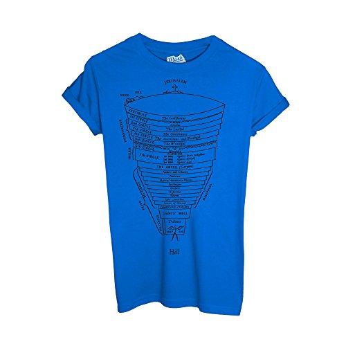 MUSH T-Shirt Dante Alighieri Inferno Letteratura - Berühmt by Dress Your Style