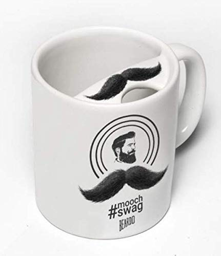Beardo Mooch Swag Coffee/Tea Mug Price & Reviews