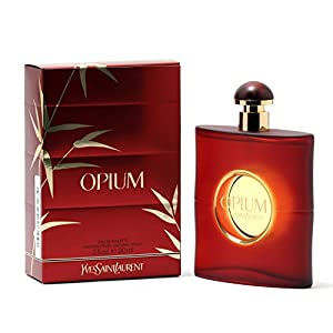Opium by Yves Saint Laurent for Women - 3.3 Ounce EDT Spray