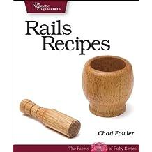 Rails Recipes (Pragmatic Programmers)