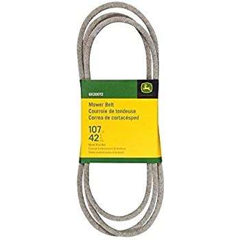 John Deere Original Equipment Flat Belt #GX20072